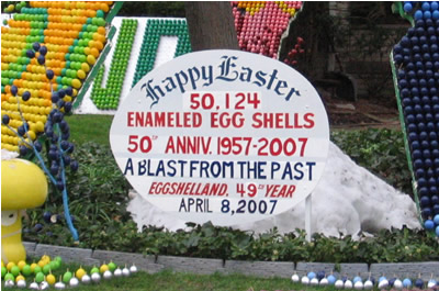 Eggshelland 2007 50th Anniversary