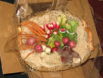 A Basket of Vegetables!