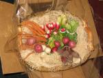 A Basket of Vegetables!