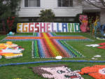 Eggshelland Easter Display: 2007
